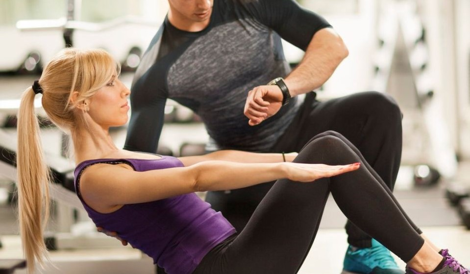 personal trainer roma